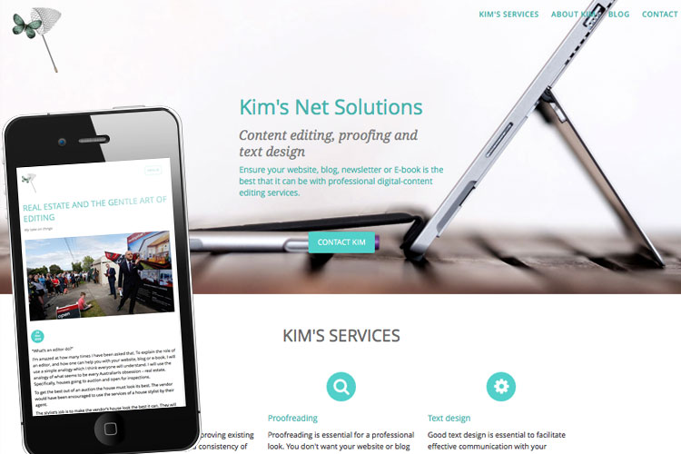 Image of Kim's Net Solutions